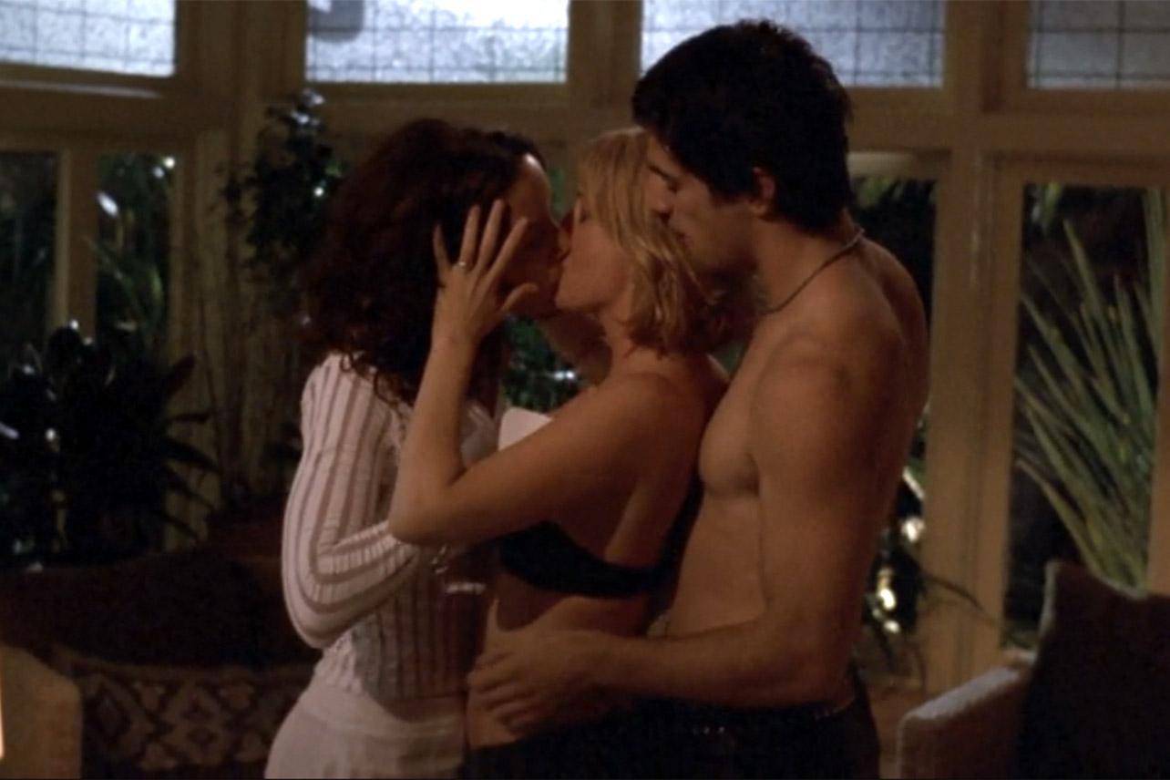 cameron richardson sex scene